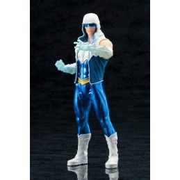 THE FLASH - CAPTAIN COLD ARTFX+ FIGURE STATUE KOTOBUKIYA