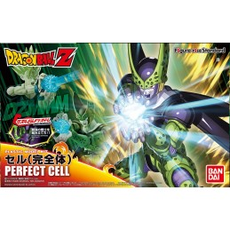 DRAGON BALL Z - RISE PERFECT CELL MODEL KIT FIGURE