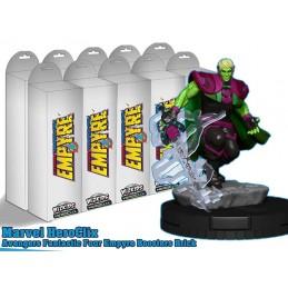 WIZKIDS MARVEL HEROCLIX AVENGERS FANTASTIC FOUR EMPYRE 10X BOOSTER BRICK
