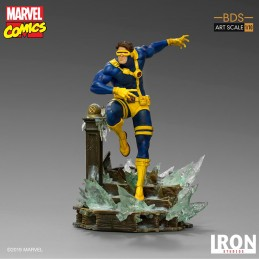 X-MEN CYCLOPS BDS ART SCALE 1/10 STATUA FIGURE IRON STUDIOS