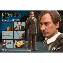 HARRY POTTER REMUS LUPIN DELUXE 30CM COLLECTIBLE ACTION FIGURE STAR ACE