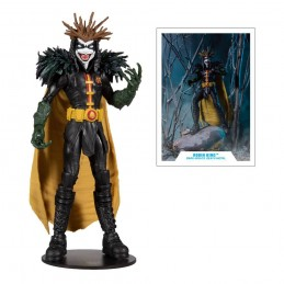 DC MULTIVERSE DARKFATHER SERIES ROBIN KING ACTION FIGURE MC FARLANE