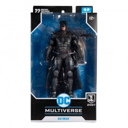 DC JUSTICE LEAGUE MOVIE BATMAN ACTION FIGURE MC FARLANE