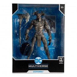 DC JUSTICE LEAGUE MOVIE STEPPENWOLF 30CM ACTION FIGURE MC FARLANE