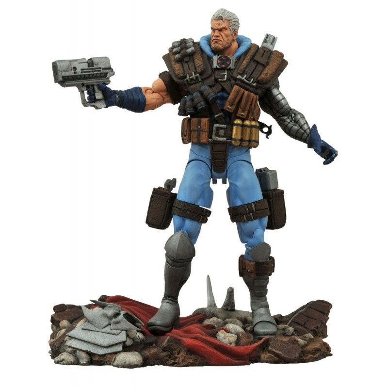 MARVEL SELECT X-MEN - CABLE ACTION FIGURE DIAMOND SELECT