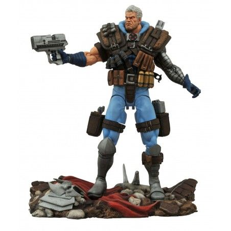 MARVEL SELECT X-MEN - CABLE ACTION FIGURE
