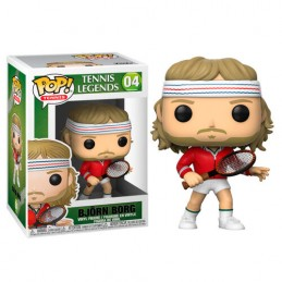 FUNKO FUNKO POP! TENNIS BJORN BORG BOBBLE HEAD KNOCKER FIGURE
