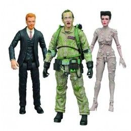 GHOSTBUSTERS SERIES 4 - WALTER PECK ACTION FIGURE