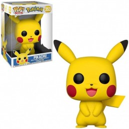 FUNKO FUNKO POP! POKEMON PIKACHU SUPER SIZED VINYL FIGURE