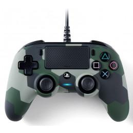 NACON CONTROLLER WIRED DUAL SHOCK 4 PS4 CAMO GREEN