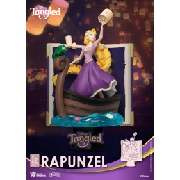 D-STAGE TANGLED RAPUNZEL BOOK 078 STATUA FIGURE DIORAMA BEAST KINGDOM