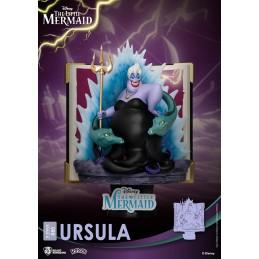 BEAST KINGDOM D-STAGE THE LITTLE MERMAID URSULA BOOK 080 STATUE FIGURE DIORAMA