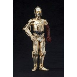 STAR WARS R2-D2 & C-3PO WITH BB-8 ARTFX+ STATUE FIGURE