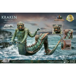 CLASH OF THE TITANS KRAKEN STATUA FIGURE STAR ACE