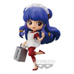 BANPRESTO RANMA 1/2 Q POSKET SHAMPOO VER.A MINI ACTION FIGURE