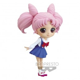BANPRESTO SAILOR MOON ETERNAL Q POSKET CHIBIUSA VER. A MINI FIGURE