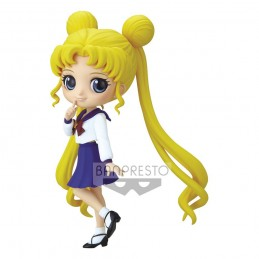 BANPRESTO SAILOR MOON ETERNAL Q POSKET USAGI TSUKINO VER. A MINI FIGURE