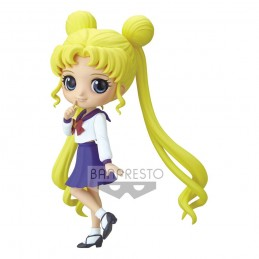 BANPRESTO SAILOR MOON ETERNAL Q POSKET USAGI TSUKINO VER. B MINI FIGURE