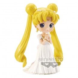 BANPRESTO SAILOR MOON ETERNAL Q POSKET PRINCESS SERENITY MINI FIGURE
