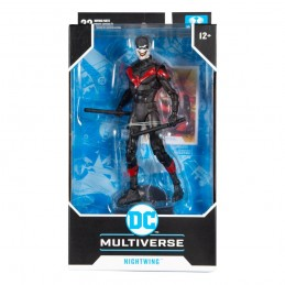 DC MULTIVERSE NIGHTWING JOKER ACTION FIGURE MC FARLANE