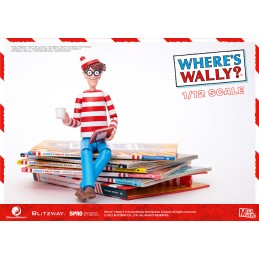 BLITZWAY WHERE'S WALLY 1/12 ACTION FIGURE