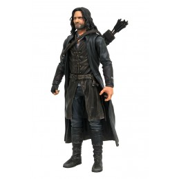THE LORD OF THE RINGS SELECT ARAGORN ACTION FIGURE DIAMOND SELECT