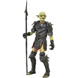 THE LORD OF THE RINGS SELECT MORIA ORC DELUXE ACTION FIGURE DIAMOND SELECT