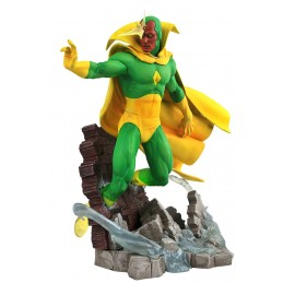 MARVEL GALLERY VISIONE STATUA FIGURE DIAMOND SELECT