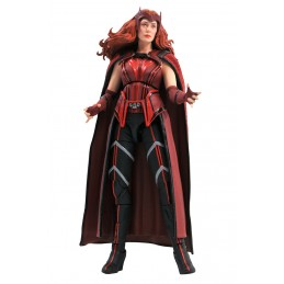 MARVEL SELECT WANDAVISION SCARLET WITCH ACTION FIGURE DIAMOND SELECT