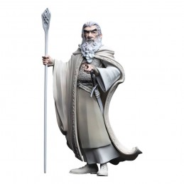 WETA LORD OF THE RINGS MINI EPICS VINYL FIGURE GANDALF THE WHITE