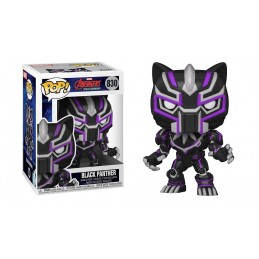 FUNKO FUNKO POP! MARVEL MECH BLACK PANTHER BOBBLE HEAD FIGURE