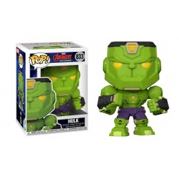 FUNKO FUNKO POP! MARVEL MECH HULK BOBBLE HEAD FIGURE