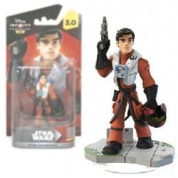 DISNEY INFINITY 3.0 STAR WARS POE DAMERON MINI FIGURE DISNEY