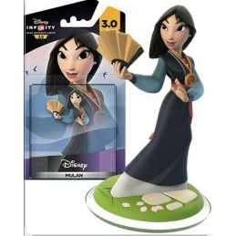 DISNEY INFINITY 3.0 MULAN MINI FIGURE DISNEY