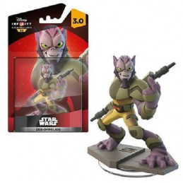 DISNEY INFINITY 3.0 STAR WARS ZEB ORRELIOS MINI FIGURE DISNEY