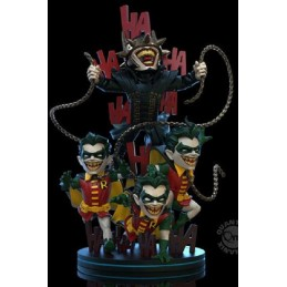 QUANTUM MECHANIX DC COMICS Q-FIG DIORAMA THE BATMAN WHO LAUGHS STATUE FIGURE