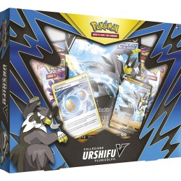 POKEMON COLLEZIONE URSHIFU PLURICOLPO-V BOX IN ITALIANO THE POKEMON COMPANY INTERNATIONAL