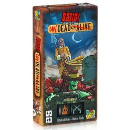 DV GIOCHI BANG! THE DICE GAME UNDEAD OR ALIVE ESPANSIONE GIOCO DA TAVOLO ITALIANO