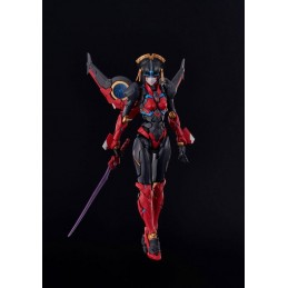 FLAME TOYS TRANSFORMERS FURAI WINDBLADE MODEL KIT ACTION FIGURE