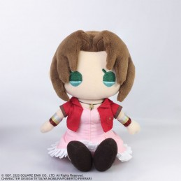FINAL FANTASY VII REMAKE AERITH GAINSBOROUGH 20CM PELUCHES PLUSH FIGURE SQUARE ENIX