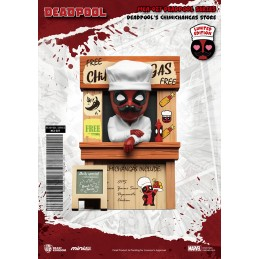 BEAST KINGDOM DEADPOOL'S CHIMICHANGAS STORE MINI EGG ATTACK FIGURE