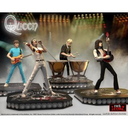ROCK ICONZ QUEEN LIMITED EDITION STATUE FIGURE KNUCKLEBONZ