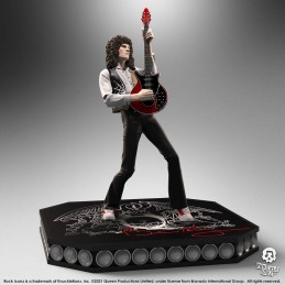 KNUCKLEBONZ ROCK ICONZ QUEEN BRIAN MAY LIMITED EDITION STATUE FIGURE