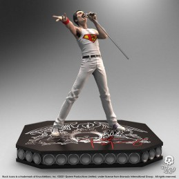 ROCK ICONZ QUEEN FREDDIE MERCURY LIMITED EDITION STATUA FIGURE KNUCKLEBONZ