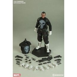 "MARVEL FRANK CASTLE PUNISHER 12"" RETURN OF THE JEDI ACTION FIGURE"