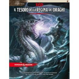 DUNGEONS AND DRAGONS 5 IL TESORO DELLA REGINA DEI DRAGHI ASMODEE