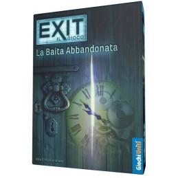 EXIT LA BAITA ABBANDONATA - GIOCO DA TAVOLO ITALIANO GIOCHI UNITI