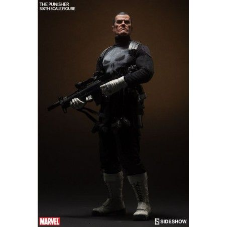 "MARVEL FRANK CASTLE PUNISHER 12""  ACTION FIGURE"