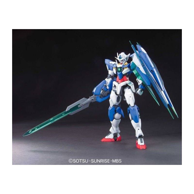 MASTER GRADE MG GUNDAM 00 QANT GNT-0000 1/100 MODEL KIT BANDAI