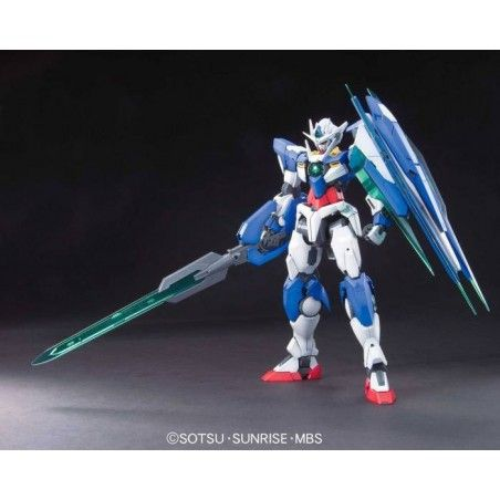 MASTER GRADE MG GUNDAM 00 QANT GNT-0000 1/100 MODEL KIT